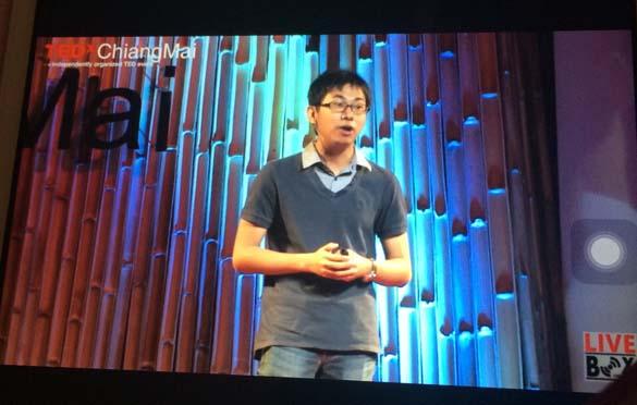 นวัตกรรมสุดยอดในงาน TEDxChiangmai